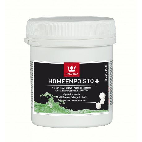 Tikkurila Homenpoistotabletti (30 tabletek)
