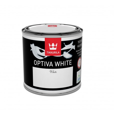 Tikkurila Optiva White (0,1 litra)