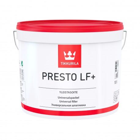 Tikkurila Presto LF+ (10 litrów)